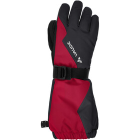 VAUDE Snow Cup Gloves Kinder black